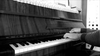 Ludovico Einaudi - Discovery at night Cover Piano