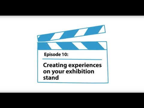Creating experiences on your exhibition stand #10 - Zoom Display