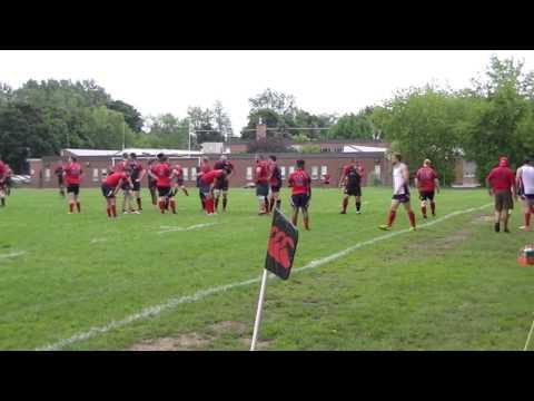 Beaconsfield Rugby 2nds vs Ottawa Scottish july 2015