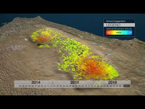 Surface Movement Monitoring with TerraSAR-X: Burgan Oilfield, Kuwait