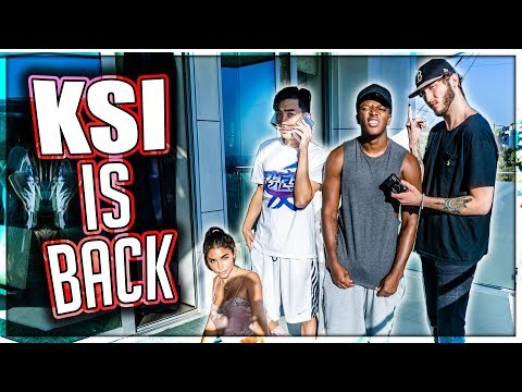 Thumbnail: Getting KSI back into YouTube (NEW TEAM?)