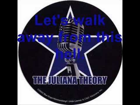 The Juliana Theory - Into The Dark with lyrics