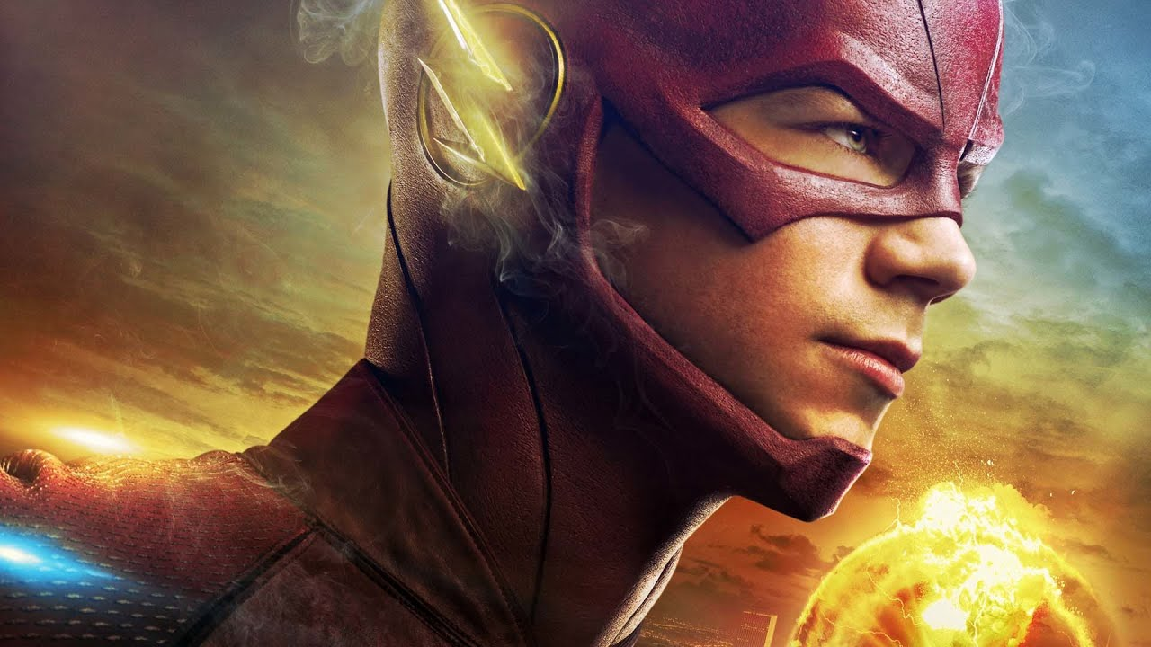 """Download The Flash S02E01""""The Man Who Saved Central City""""-Part 1 #1"""