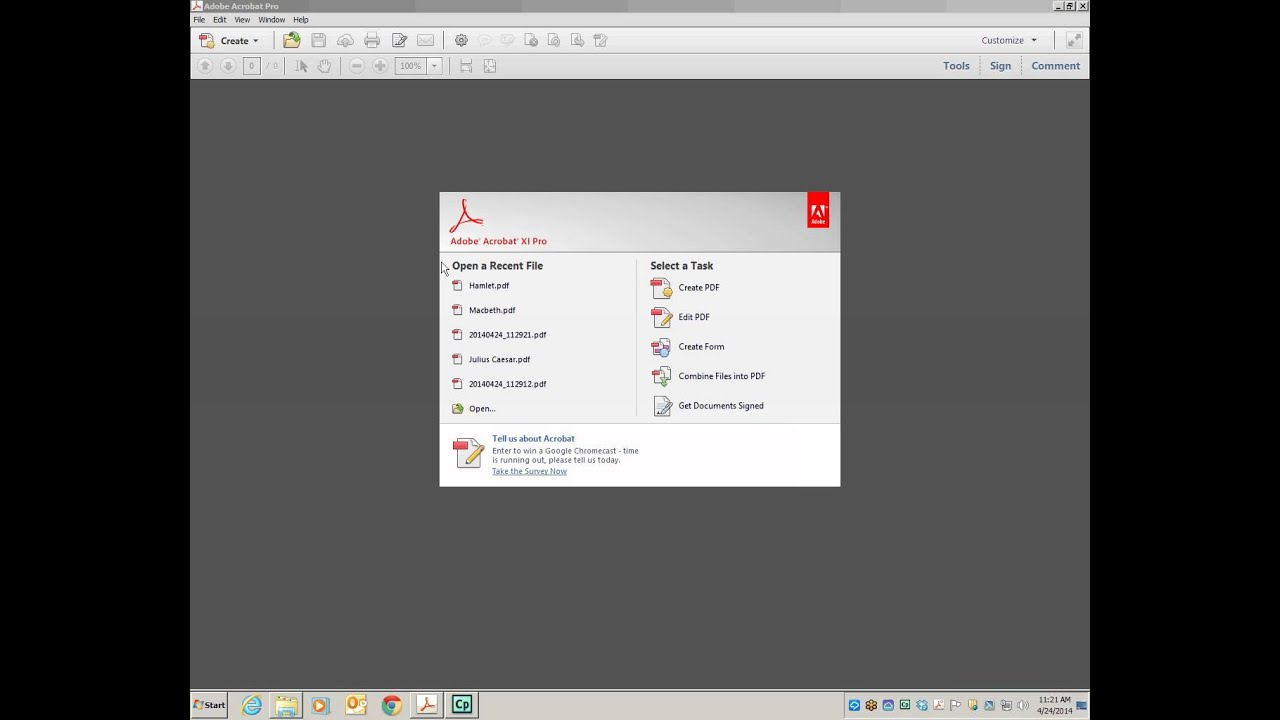 How to Make Existing PDF Files Searchable - YouTube