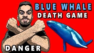 Blue Whale Game History & Details || Why Player Commit Suicide ?