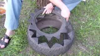 видео Как устанавливаются шины на авто?