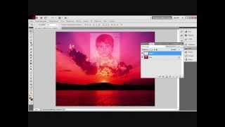 Мой первый урок в adobe photoshop cs5.1 на русском языке