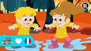 Automne | Chansons pour enfants | Les comptines | Chansons à danser par Minidisco