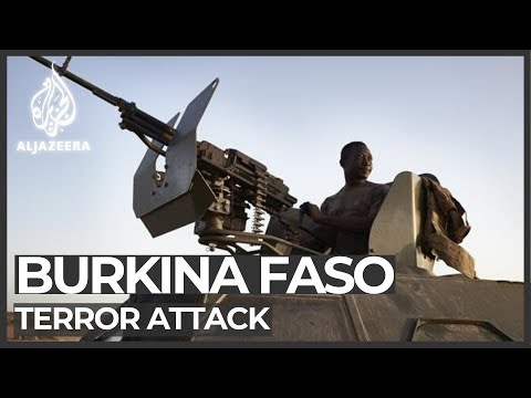 Burkina Faso mourns dozens of victims after double attack