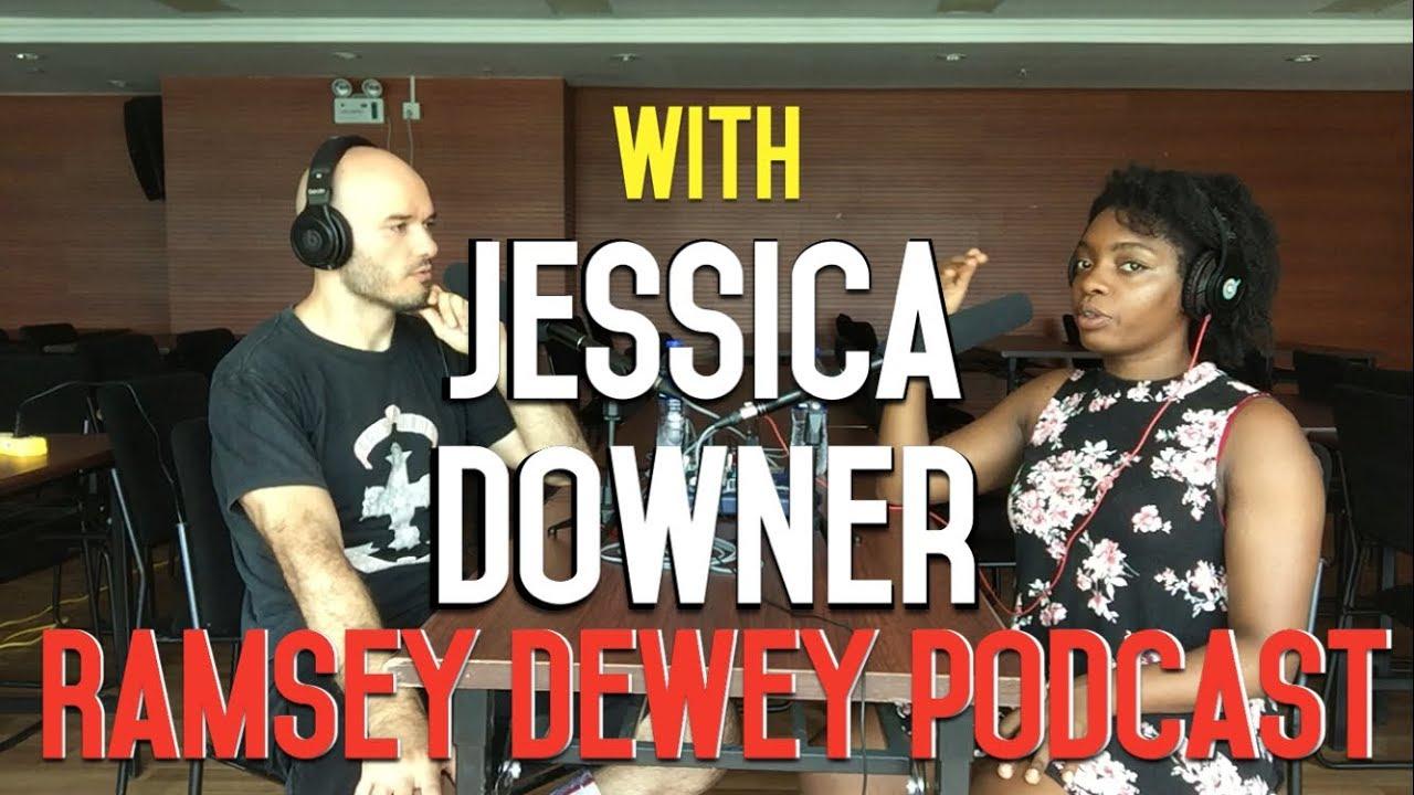Me on The Ramsey Dewey Podcast