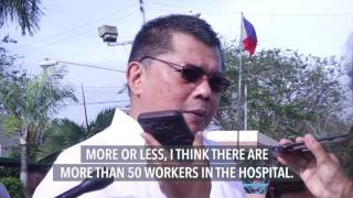 six hti workers in critical condition