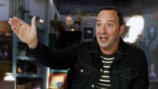Toy Story 4 - Itw Tony Hale (Forky) (official video)