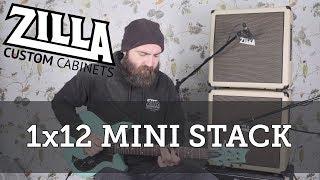 Zilla Cabs - Mini Stack 1x12s - M creambacks