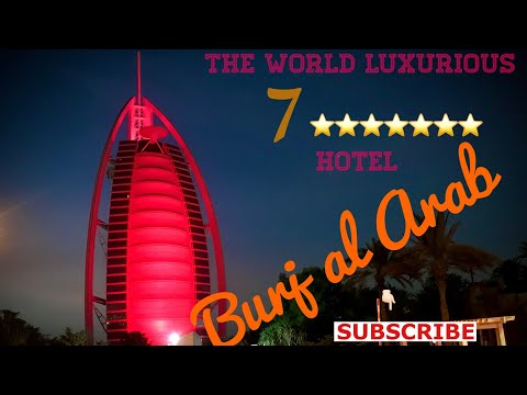 Dubai Burj Al Arab | The world most luxurious and expensive hotel | Malayalam vlog