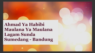 "CINTA SHOLAWAT ........ Sholawat Terbangan Maulana Ya Maulana Langgal Sunda ""Mobil Butut"""