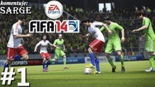 FIFA 14 (PC gameplay 1/2) - Pierwsze wrażenia