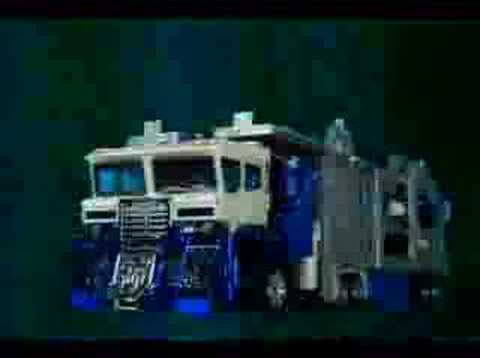 Transformers Car Robot toy commercials 2