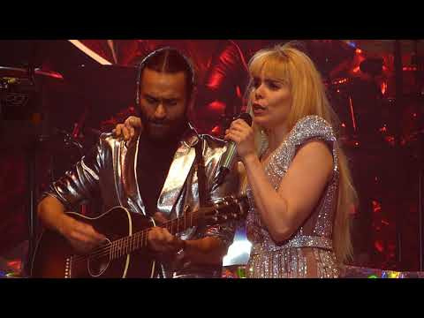 Paloma Faith - I'll Be Gentle ft B.B Bones  live Echo Arena, Liverpool 20-03-18