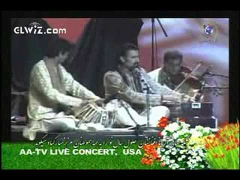 Vishal, Indian singer, sings  one of Ahmad Zahir's songs,