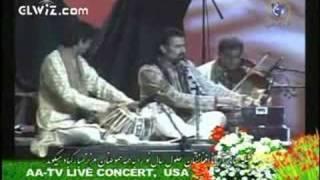 "Vishal, Indian singer, sings  one of Ahmad Zahir's songs, ""Miravi Az Mano Labrizi Feghanam chi konam"". Parsi / Farsi - Lingua Franca of Khorasani Bozorg"