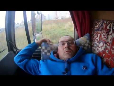Как сделать спальник в грузовике МАЗ 4370
