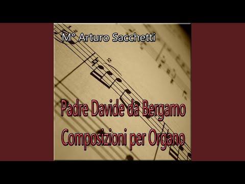 Padre Davide da Bergamo: Sinfonia in Re maggiore