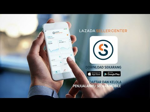 Lazada Seller Center App Launch! - YouTube