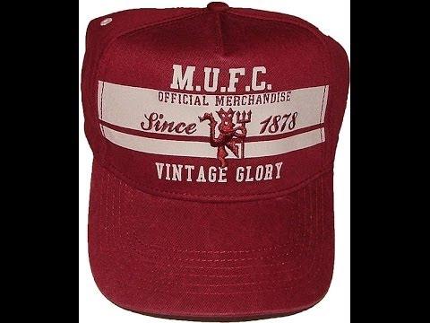 Manchester United Snapback Hats  3971417d4e08