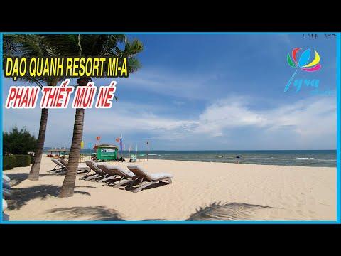 Dạo Quanh Resort Sailing Club Mũi Né Ngắm Biển Đẹp Miên Man