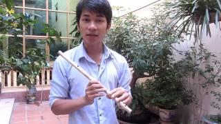 học thổi sáo p6 : luyện ngón tay đảo ngón nhanh