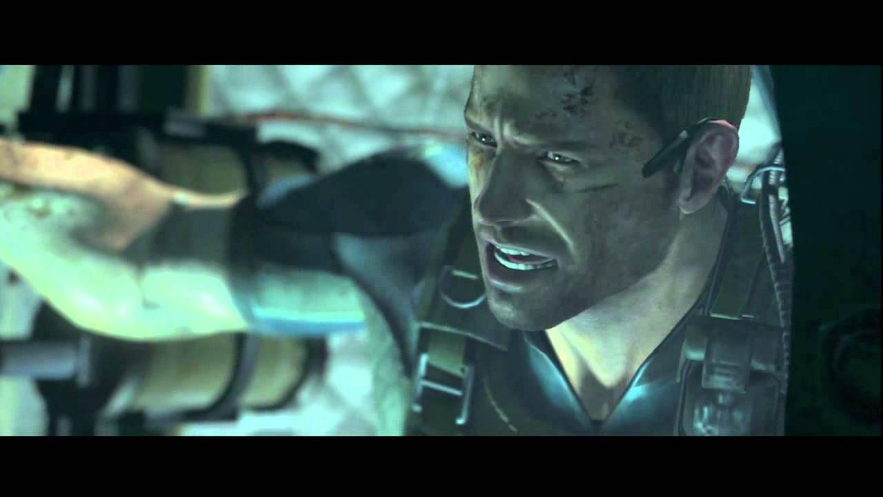Resident Evil 6 Piers Nivans Death Scene Youtube