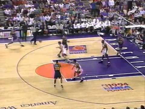 Chris Mullin (32pts) vs. Suns (1994 Playoffs)