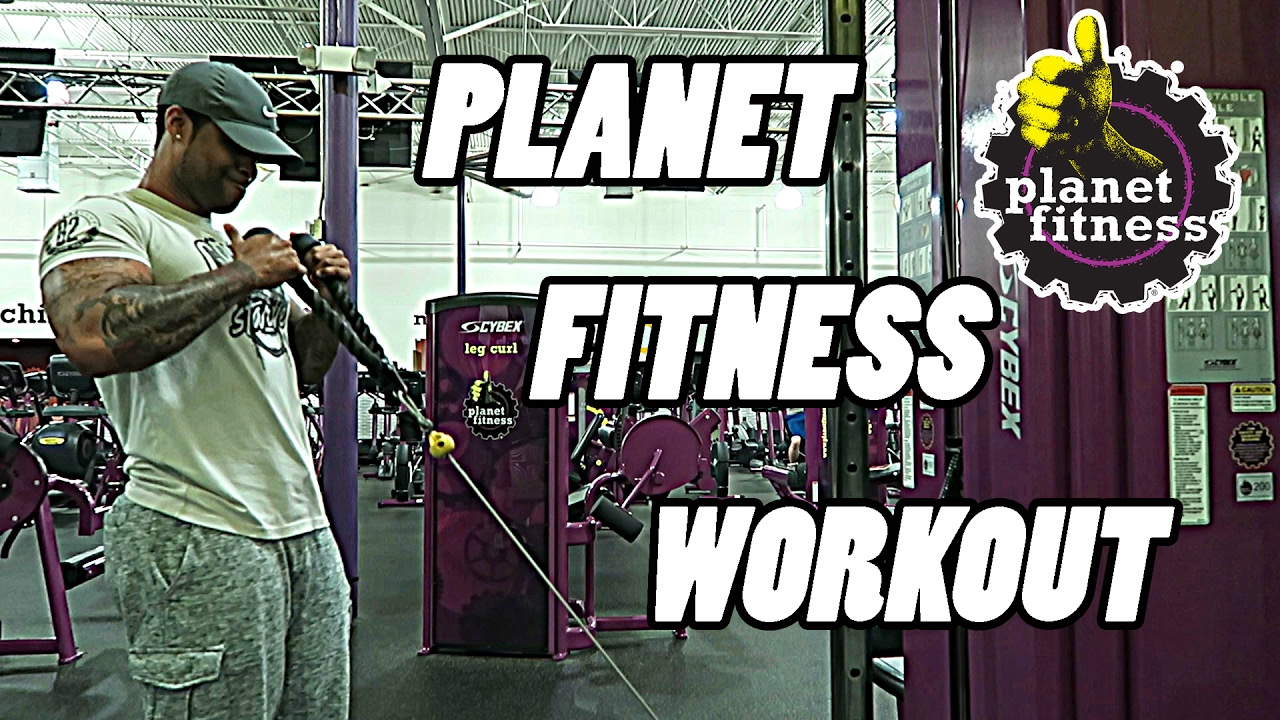 Planet Fitness Workout For Beginners