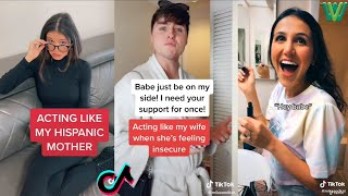 New The Sticklers TikTok Videos 2021 | Funny Mike and Kat TikTok Videos 2021