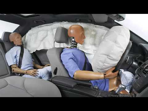 What Is Airbags _ Work _ Uses? SRS In Car