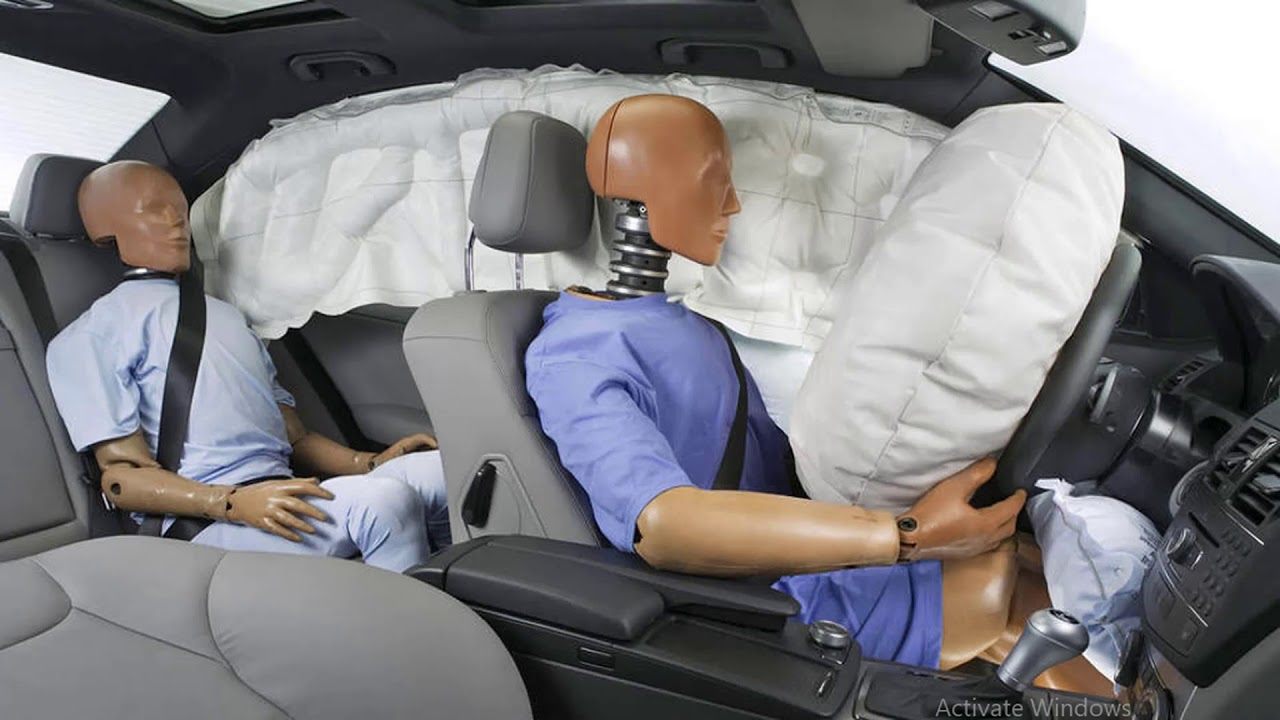 Download what is Airbags _ Work _ Uses? SRS in car