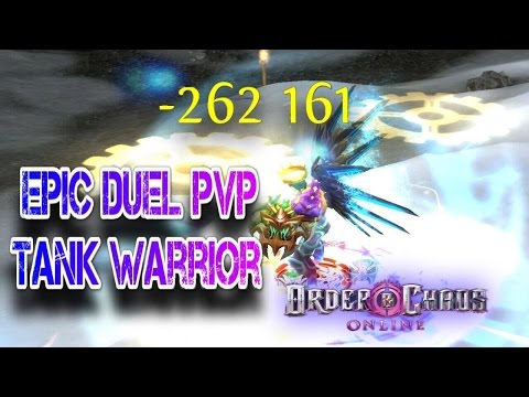 Order And Chaos Online - STRONGEST CLASS!? - Legend Tank PvP