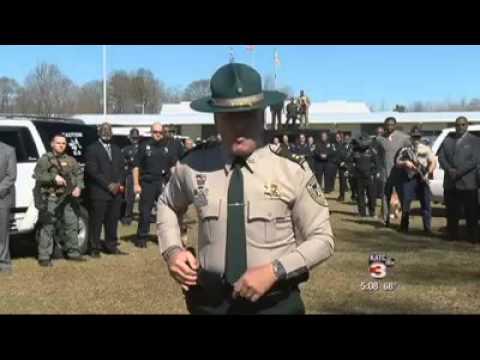 LT  Higgins Louisiana sheriff calls out gangs