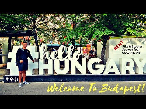 BUDAPEST TRAVEL GUIDE!| NIGHTLIFE EXPERIENCE!| BEAUTIFUL BUDAPEST.... (Part 1)