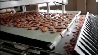 Как делают печенье