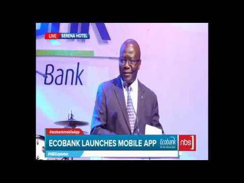 Ecobank Launches Mobile App