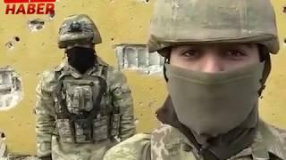 Eskişehir Haber - Askerden ailelere teşekkür
