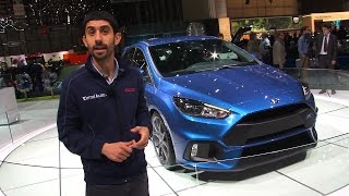 Nuova Ford Focus RS, 4x4 turbo da 300 CV! | Salone di Ginevra 2015