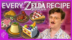 We made all 78 Breath of the Wild recipes in one day   Unraveled
