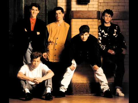 NKOTB - Since you walked into my life