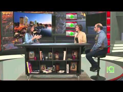 Passage de Tollab sur l'émission Hello Beirut (2015)