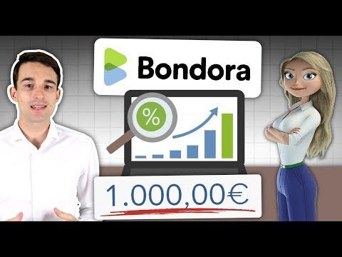 Bondora Tutorial: 1.000€ Schritt-für-Schritt In P2P Investieren | Bondora Erfahrung