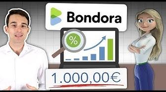Bondora Tutorial: 1.000€ Schritt-für-Schritt in P2P investieren   Bondora Erfahrung