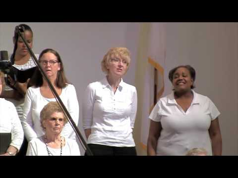 King's Choir sings Blessed Jesus.