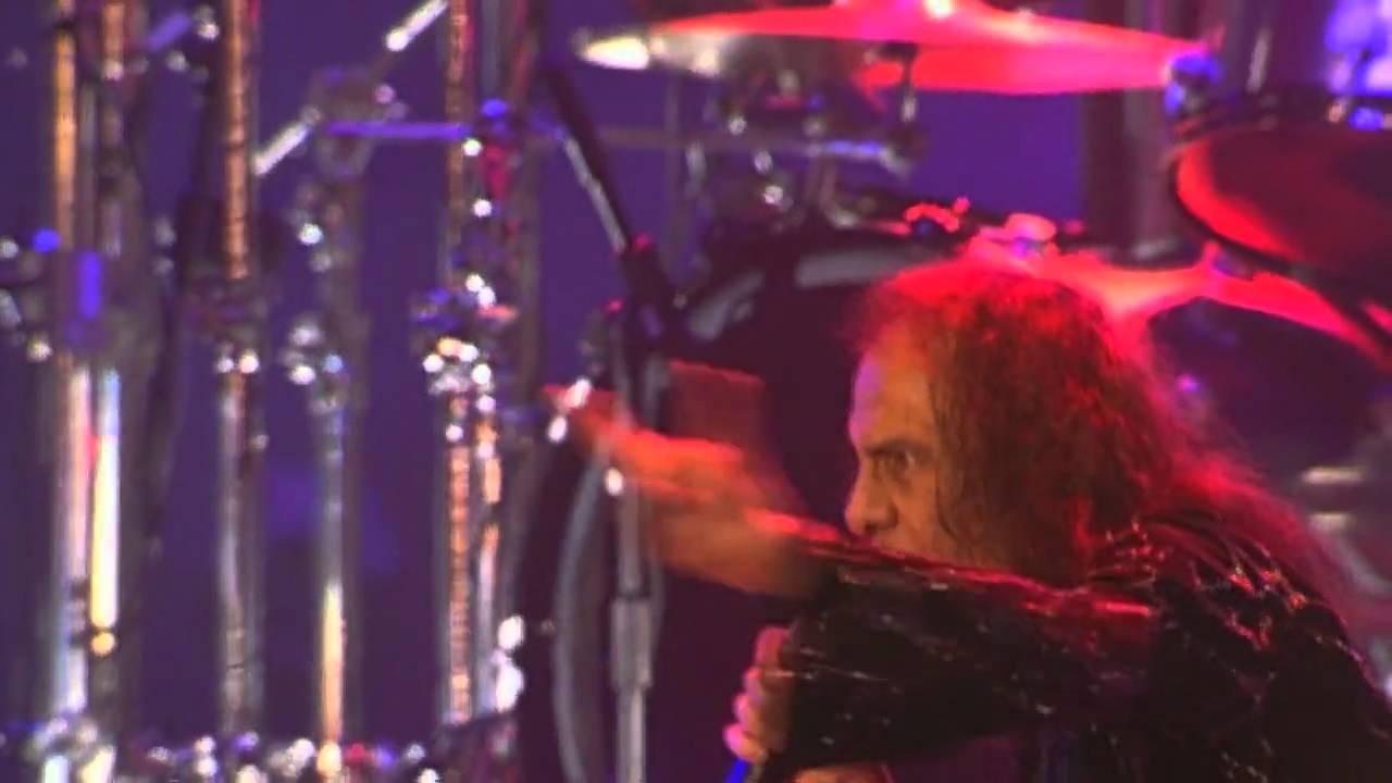 Heaven & Hell - Neon Knights (Ronnie James Dio R.I.P) [Live at Wacken 2009 - HD DVD]